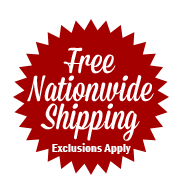Free Nationwide Shipping